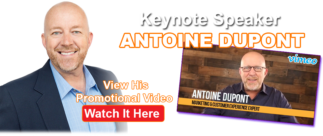 MLS Tech Fair Speaker Antoine Dupont - Social Media Marketing - Video promo