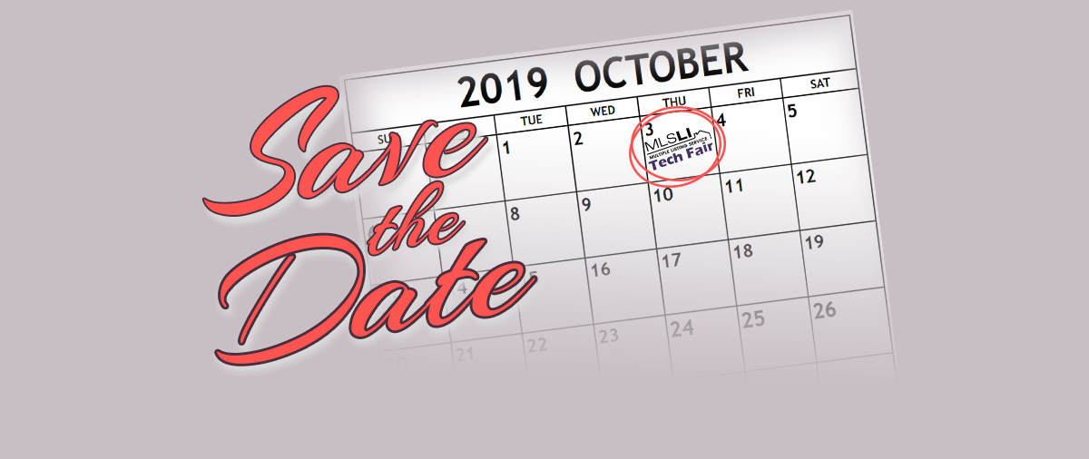 Save the Dat - 2019 October Calendar with the 3rd circled