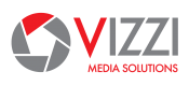 Vizzi Media Solutions logo