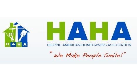 HAHA logo