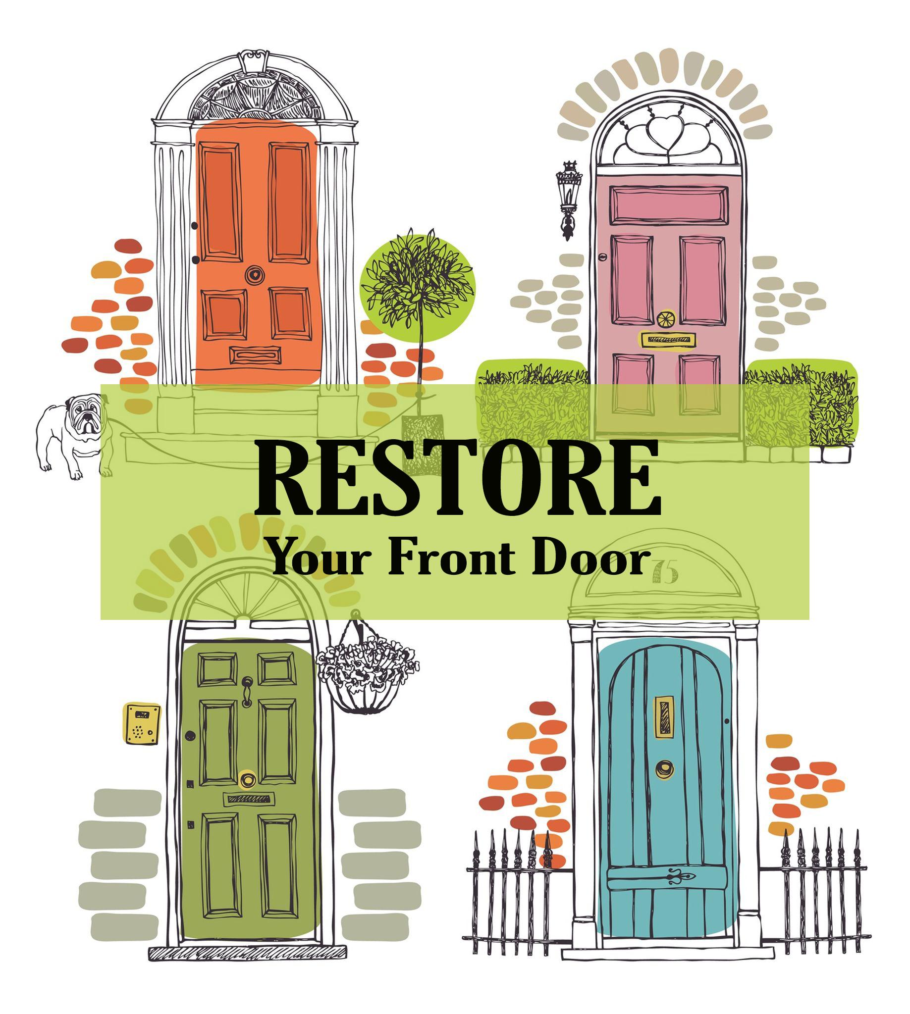 Restore Front Door Logo